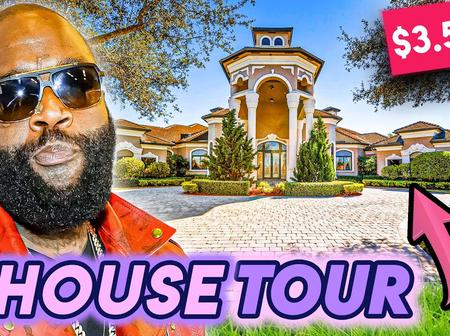 Rick Ross's House Tour and His New $3.5 Million Florida Mansion