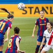 Nigerian Captain Grabs Brace For Barcelona In 7-0 Win