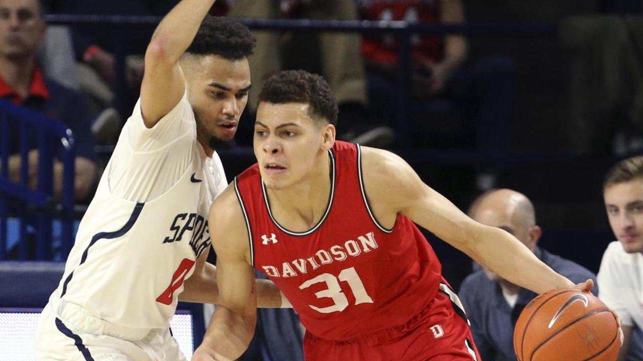 Defending Davidson at 3-point line tops Spiders' agenda in A-10 opener