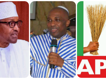 Nigerian Pastor Reveals What Will Happen to Buhari and APC in 2023