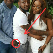 """Wonders Shall Never End""- See What This Man Was Caught Doing To Davido That Got Me Thinking (Photo)"