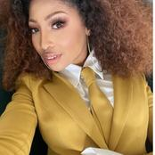 Check Out Enhle Mbali's New Beginnings. She's Doing The Most For Herself.