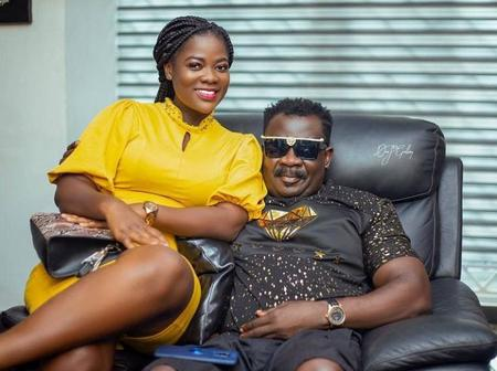 She Is Beautiful, Check These Adorable Pictures Of The Daughter Of Ghanaian Actor Koo Ofori