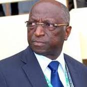 Election / CAF : Jacques Anouma renonce et jette l'éponge