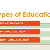 Check Out Types of Education You Might Know
