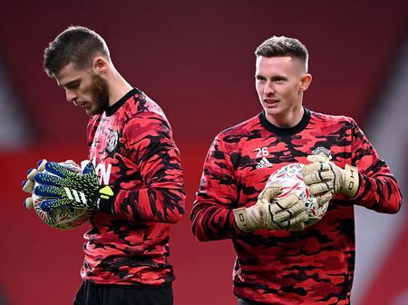 Man United Consider Releasing Goalkeeper This Summer