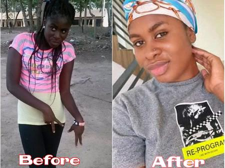 Young Looking Photos of Funny Face, Vivian Jill Lawrence, Martha Ankomah And Two Others