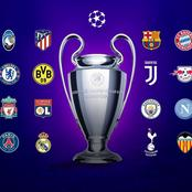 After all matches played on Tuesday and Wednesday this is how all the UCL groups looks like