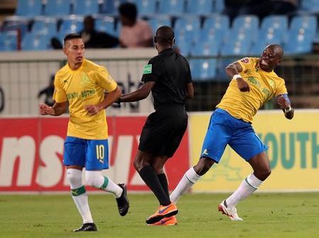Mamelodi Sundowns Coach Names Captain After Leopards Draw
