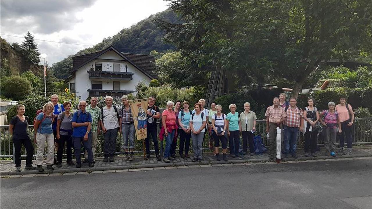 Saffiger Fußwallfahrt nach Bornhofen