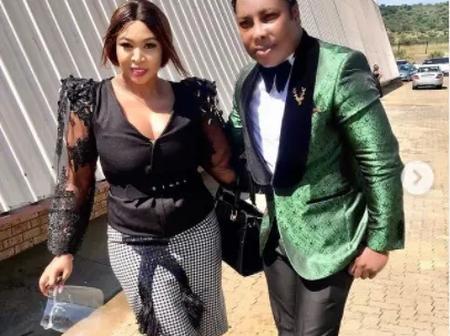 Is this Ayanda Ncwane's new man ?