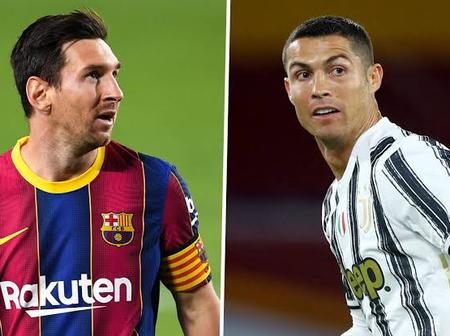 Messi Hopes Rival, Ronaldo Will Be Able To Play For Juventus In Champions League Clash And More