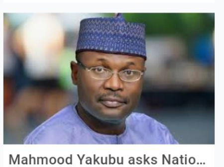 Proff. Yakubu asked Federal Government to pass amended Electoral act before first quarter of 2021.