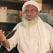 'Stop addressing bandits as criminals, say nice words to them and they will surrender' - Sheikh Gumi