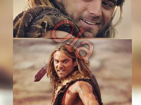 Check Recent Pictures Of Gannicus After Acting Spartacus.