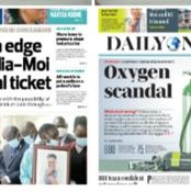 Today's Newspaper Headlines Review