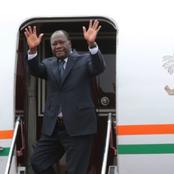 Alassane Ouattara quitte la Côte d'Ivoire et laisse des instructions au nouveau gouvernement