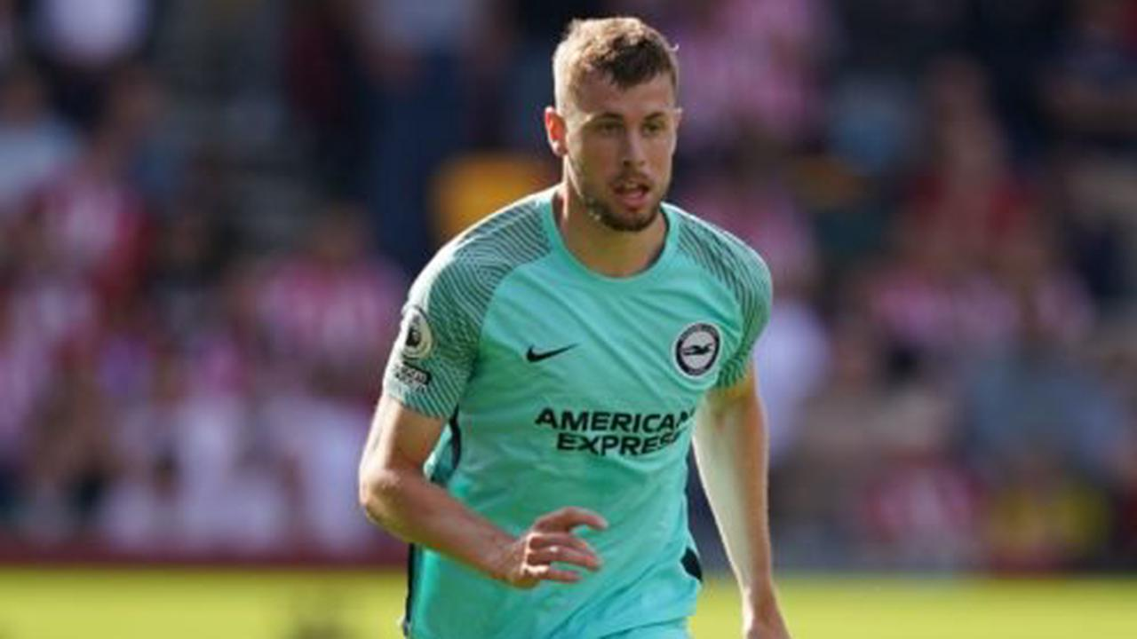 Adam Webster unavailable for Brighton's home clash with Leicester