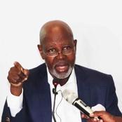 CEI: le représentant du PDCI boycotte la cérémonie de prestation de serment au conseil constitutionne