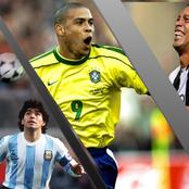 10 Good Dribblers In Football History
