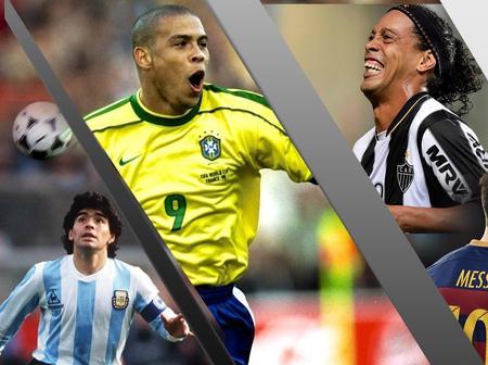10 Good Dribblers In Football History