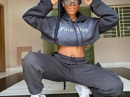 5 Months After She Went Out On A Date With Rema, Check Out How Pretty And Hot Nimiie Is Now (Photos)