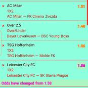 Mega Win from today's Accurate soccer Tips To Stake with Small Money i.e Arsenal, Manchester United.