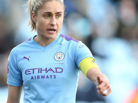 Five pictures of Man City Women's captain that prove she is beautiful