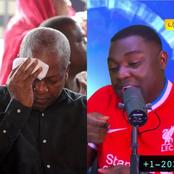 I am not going to support your acts- 'Angry' Kelvin Taylor boldly declares and causes massive stir