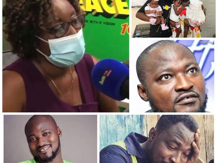 Please Forgive Funny Face, He Is Not Well- Funny Face's Sister Apologizes To Ghanaians.