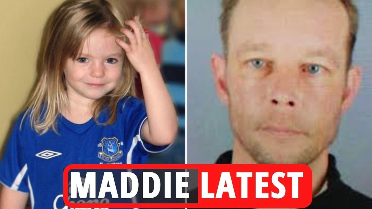Madeleine McCann LIVE – Christian B breaks silence accusing prosecutors of 'unbelievable scandal' while locked up