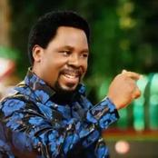 Prophet TB Joshua Releases Strong Message To Christians Worldwide— Check Out What He Says