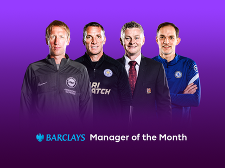 EPL Manager of the Month: Chelsea Manager Nominated Again After He Didn't Win it in February