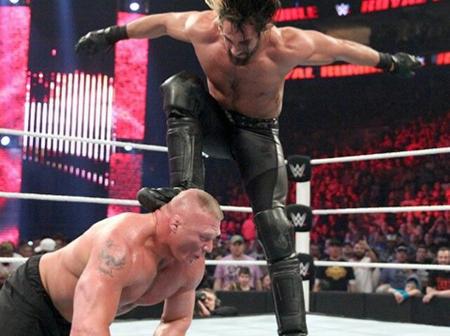 Wonders Will Never End! Look At Seth Rollins Wonderful Skills