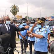 Abobo : le maire Hamed Bakayako  augmente la force de frappe des forces de défense et de sécurité