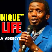 Pastor Adeboye Reveals Facts That Makes Him Standout
