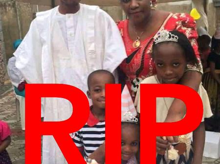 Tragedy: 6 Family Members Burnt to Death, See What Happened To Them