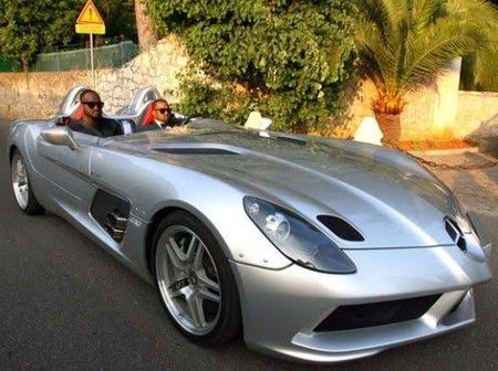 7 Luxury Supercars Owned By Kanye West