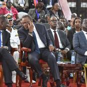 Ruto Makes Interesting Revelation, Identifies Members of Uhuru's 2022 Mega Alliance