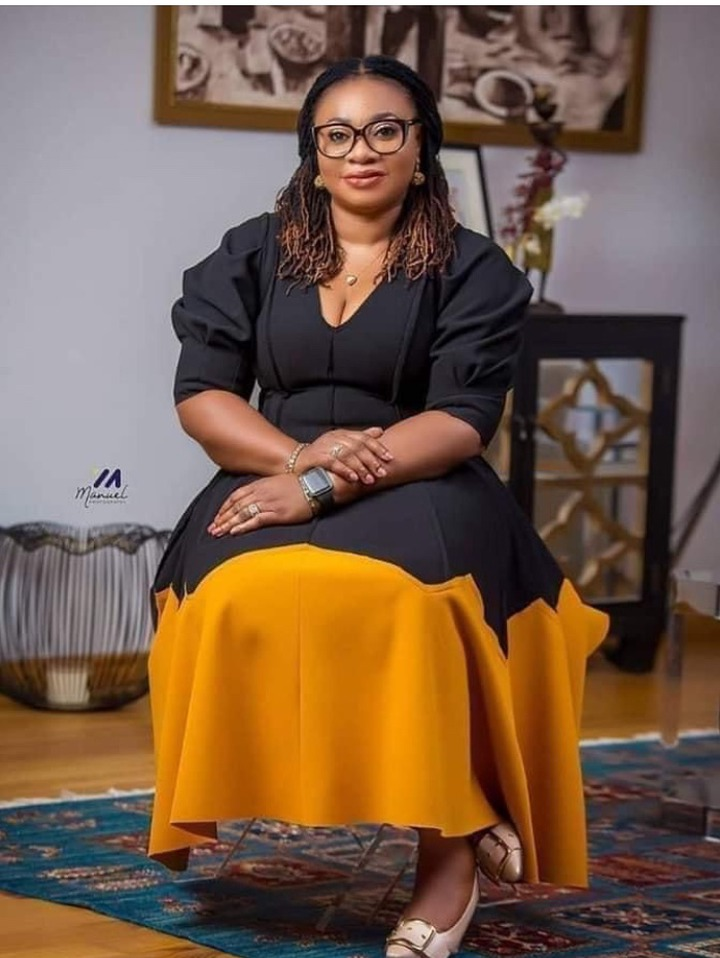 c8cf998bea8dff5e2c18af567f801d12?quality=uhq&resize=720 - Checkout These Beautiful 'Sweet 16' Photos Of Ghana's Former EC Boss, Charlotte Osei Causing Confusion Online