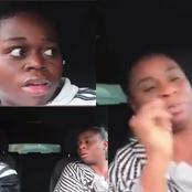 UK-based Lady plays a pregnancy prank on her Yoruba mother