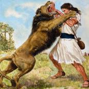 Forget About Samson and David Who Killed The Lion Here Is The 3rd person you Never Knew
