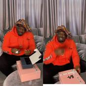 """""""Buy for me and I'll buy for you"""", Don Jazzy advices women as valentine draws near. Video."""