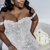 Gorgeous Wedding Dress Style Inspirations For Curvy Ladies (Photos)