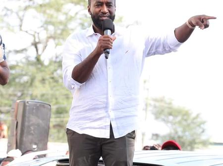Ali Hassan Joho Mourns the Death of Mombasa Prominent Politician