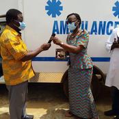 Jacqueville : le candidat RHDP détourne une ambulance et l'offre au village de son épouse