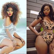 15 Pictures of Curvy Tanzanian Model, Sanchoka ( Photos)