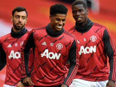 How United Will Lineup Against RB Leipzig As Ole Gunnar Is Set To Unleash His Lethal Weapon