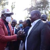 Isaac Ruto Says He Supported Dp Ruto Out Of Sympathy
