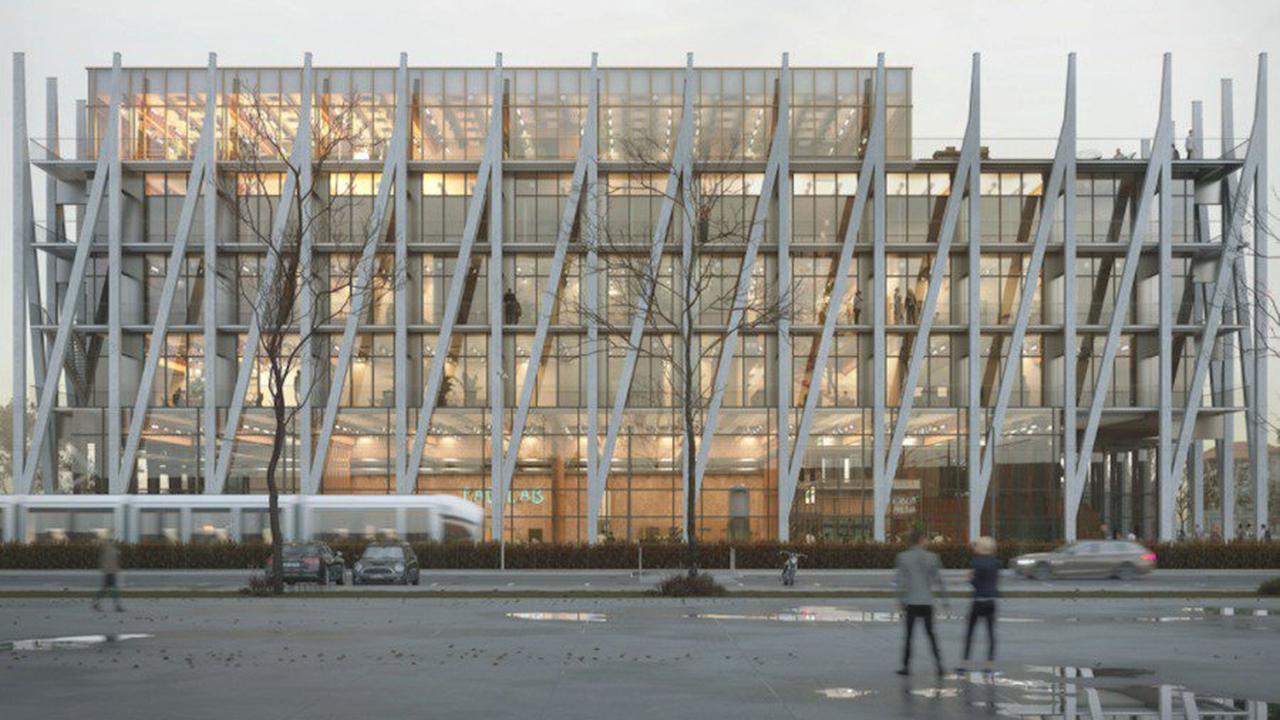 C'est parti pour la I-Factory de l'université de Lyon, à la Doua